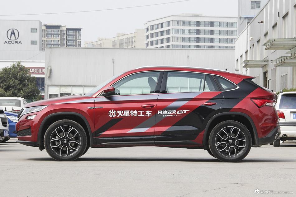 12月限时促销 斯柯达柯迪亚克GT南京15.86万起