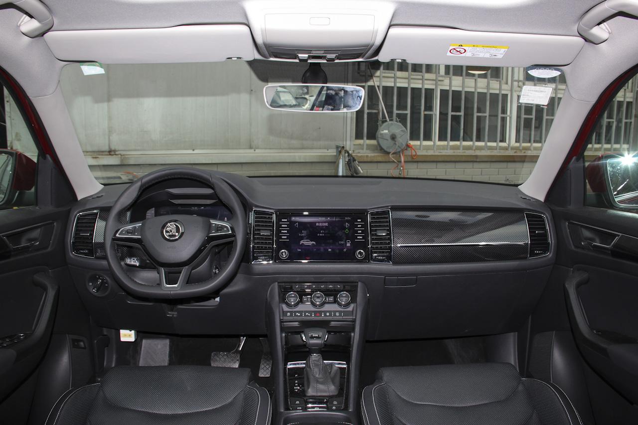 2019款柯迪亚克GT TSI380四驱旗舰版 国V