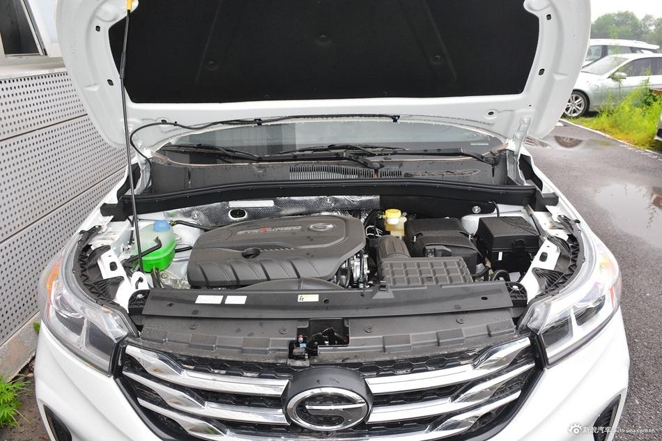 2019款传祺GS4 270T 手动精英型 国VI
