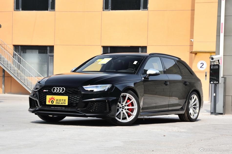 2019款奥迪RS4 2.9T自动Avant