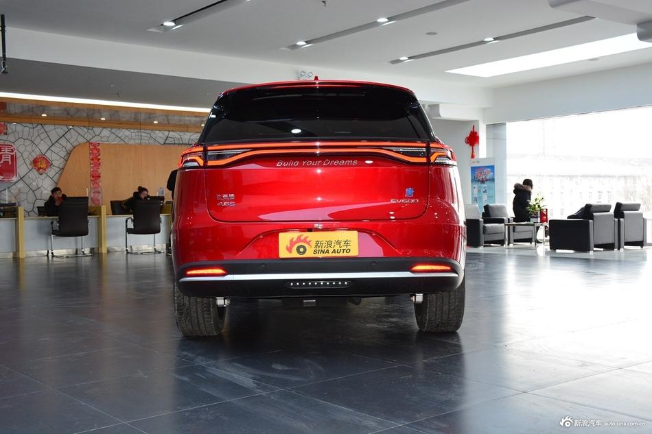比亚迪唐新能源够狠,这车最高直降0.70万,买竞品的都后悔了!