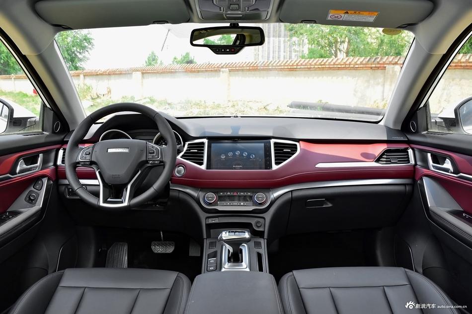 2019款哈弗H6 Coupe 1.5T两驱豪华智联版国VI