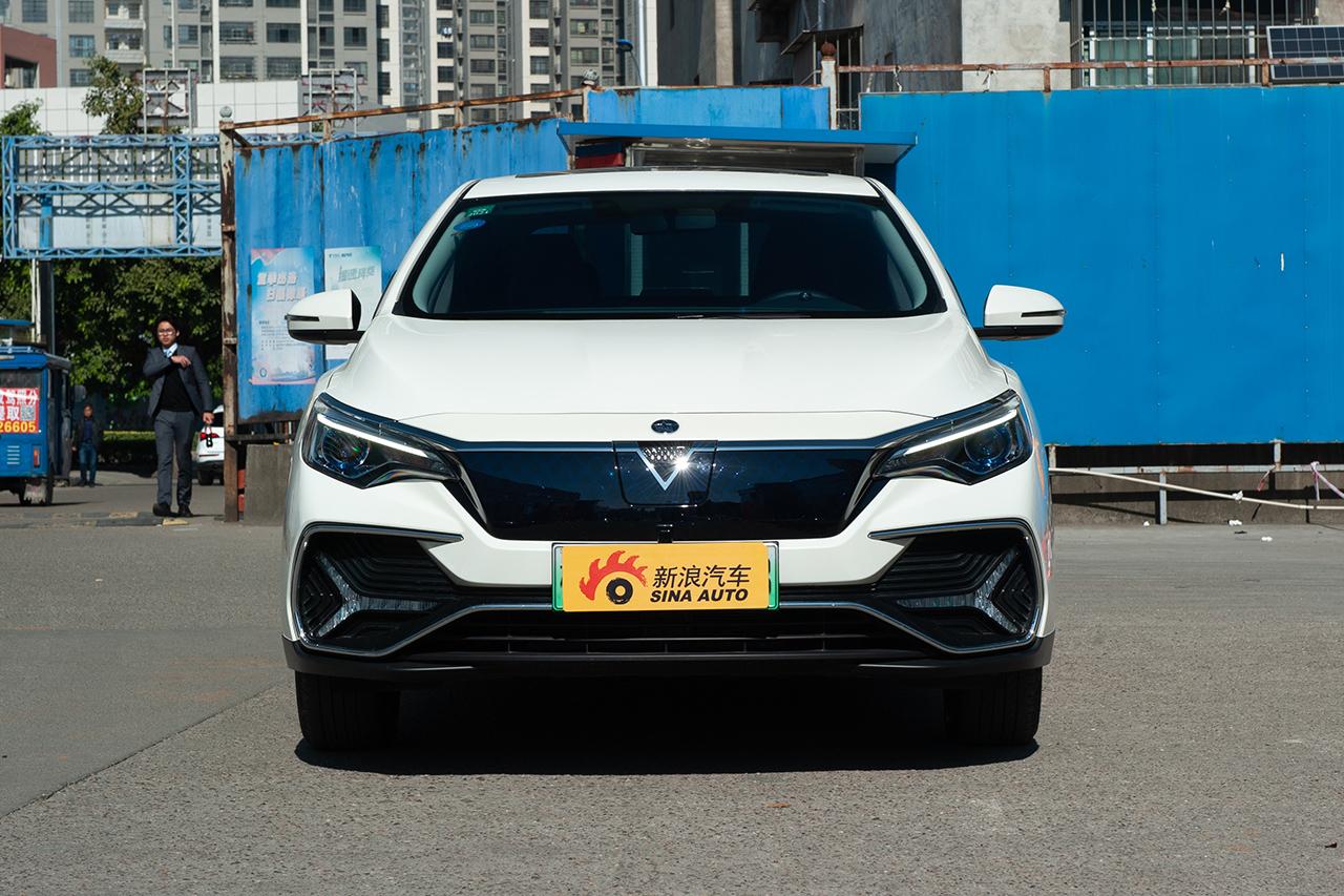 2019款启辰D60 EV 高续航智享版
