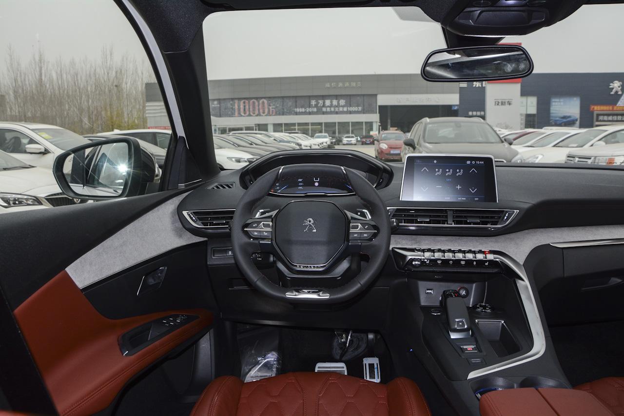2019款标致4008 1.8T自动豪华GT版380THP