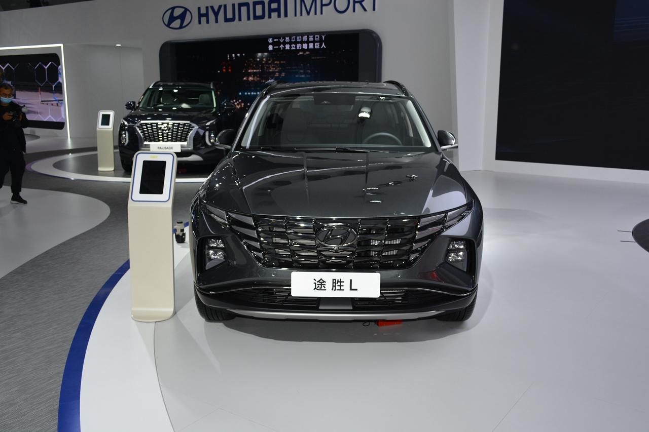 2020北京车展实拍:全新途胜L