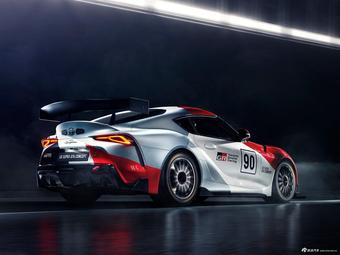 丰田全新Supra GT4 Concept官图 实车即将发布