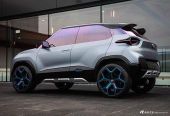 2019款塔塔H2X  Concept