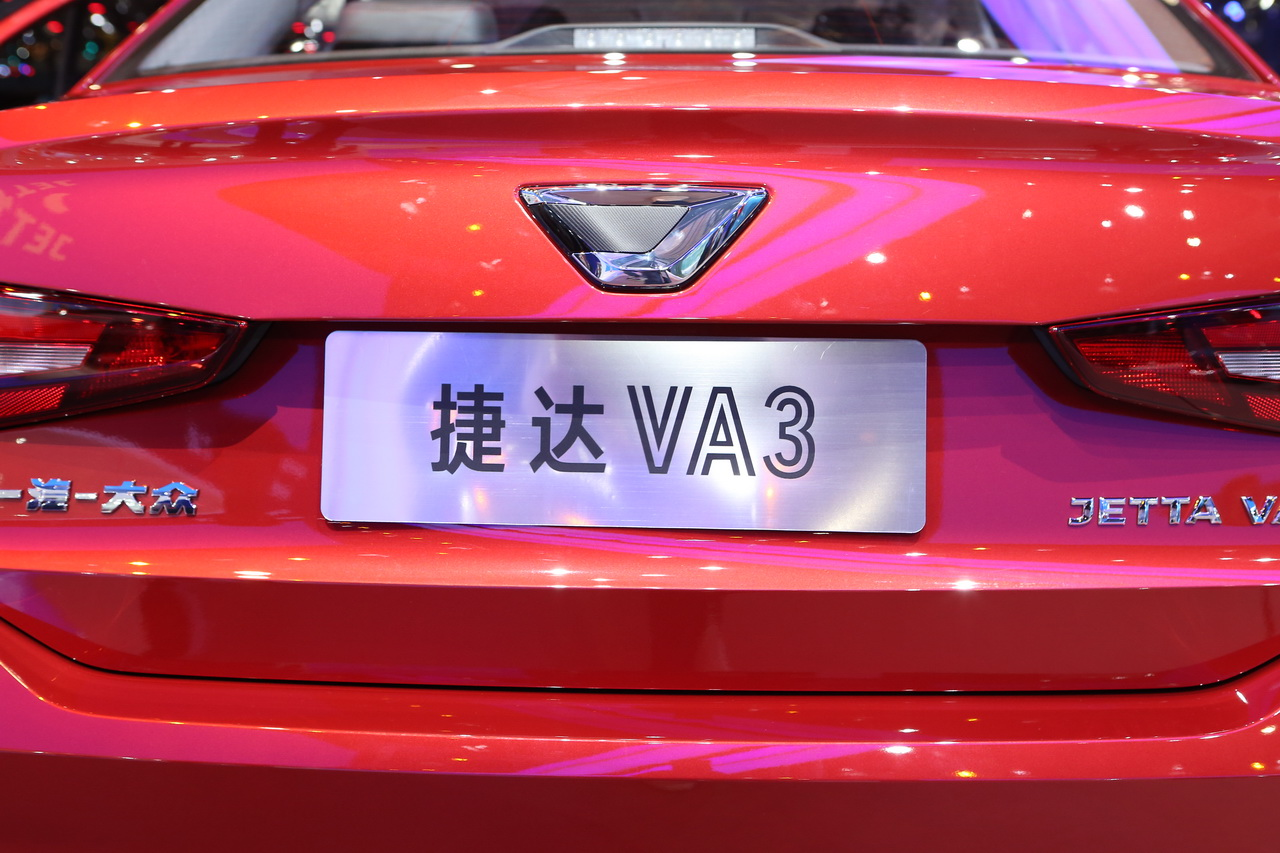2019上海车展实拍:捷达VA3