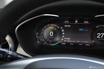 2018款北汽新能源EU系列 EU5 R550智潮版