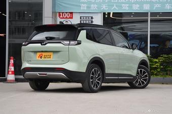 2021款威马W6 520km PRO全能版
