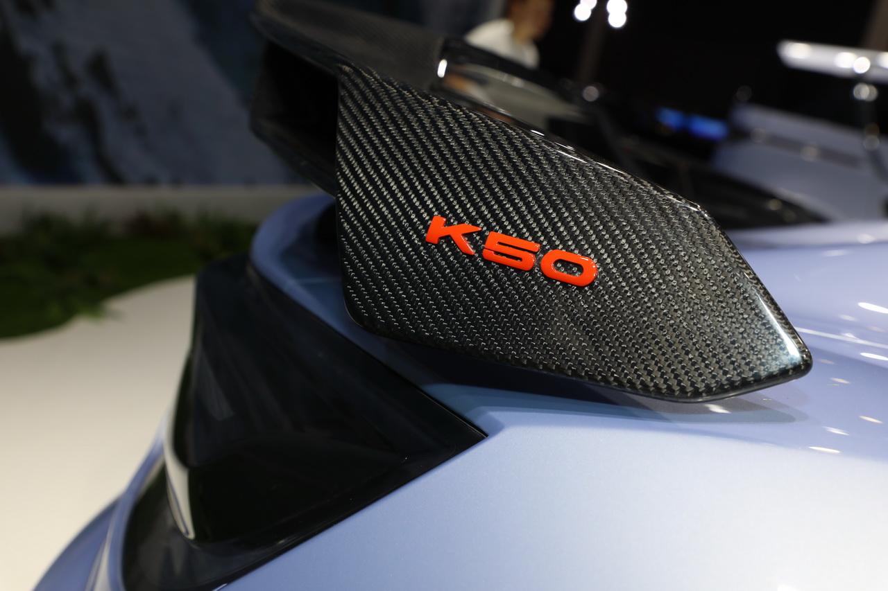 2019上海车展实拍:前途K50新能源