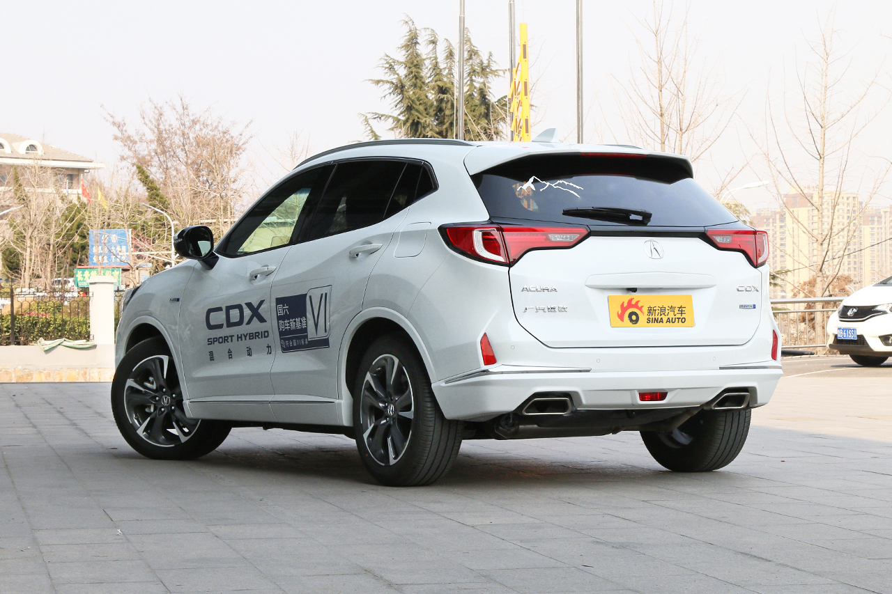 2018款讴歌CDX 2.0L 两驱创享·魅版Hybrid