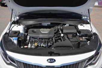 起亚K5底盘图