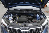 2018款柯米克1.5L 自动舒适版
