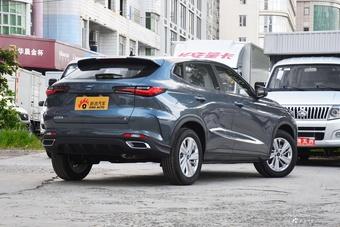 2021款欧尚X5 1.6L自动豪华型