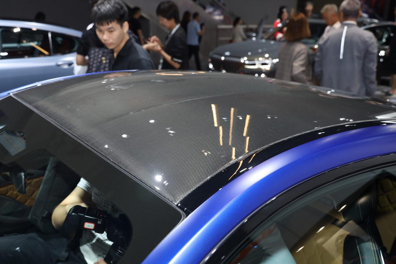 2019广州车展实拍:全新宝马M8双门轿跑车雷霆版