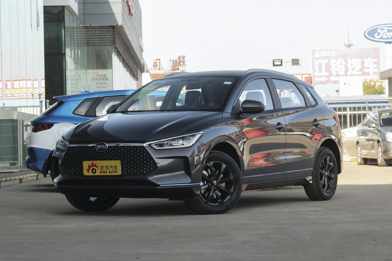 2019款比亚迪e2高续航版 耀·豪华型