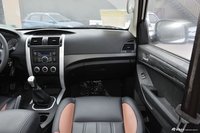 2018款拓陆者E5 2.4L手动两驱舒适型