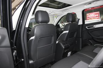 观致5 SUV空间图