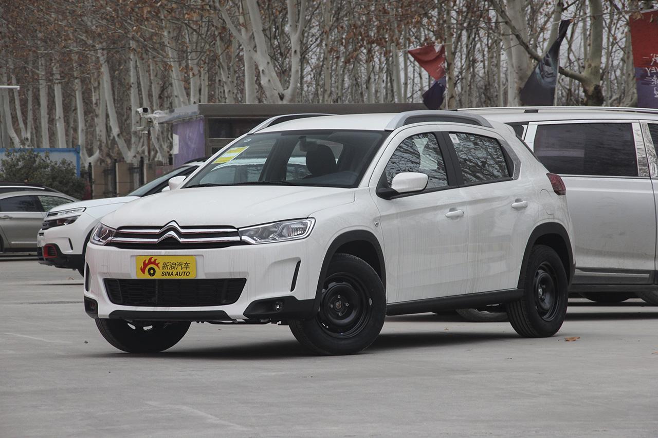 2018款雪铁龙C3-XR改款1.6L自动时尚型
