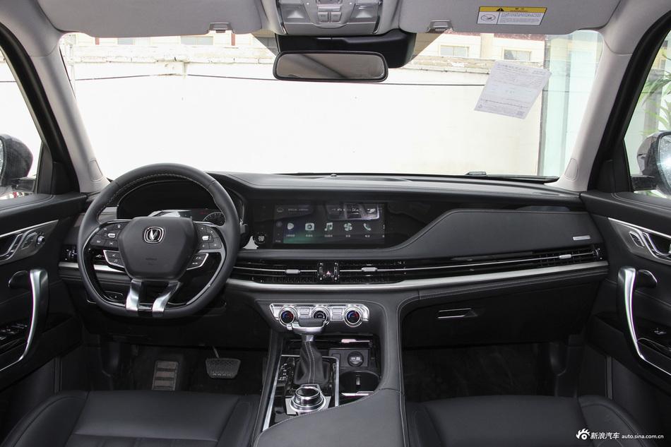 2019款长安CS95 2.0T自动四驱尊贵型