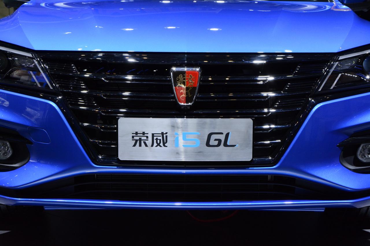 2019上海车展实拍:荣威i5 GL