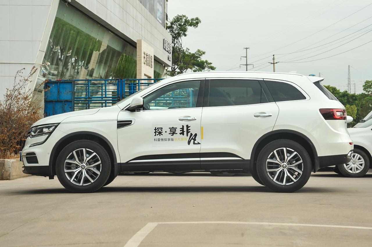 2019款科雷傲SCe230 四驱探享旗舰版 国V