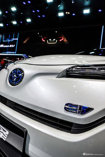 2019上海车展实拍:奕泽IZOA EV新能源