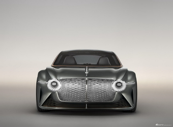 2019款宾利EXP 100 GT概念车
