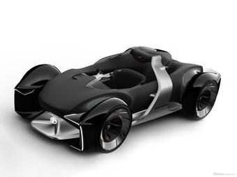 2020款丰田e-RACER Concept