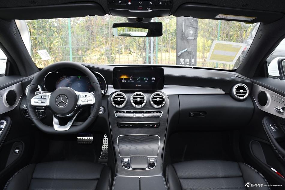 2021款奔驰C级(进口) C 260 轿跑车