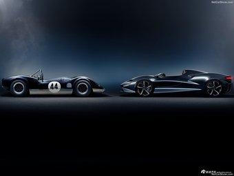 致敬经典开放式座舱,限量399台,McLaren Elva