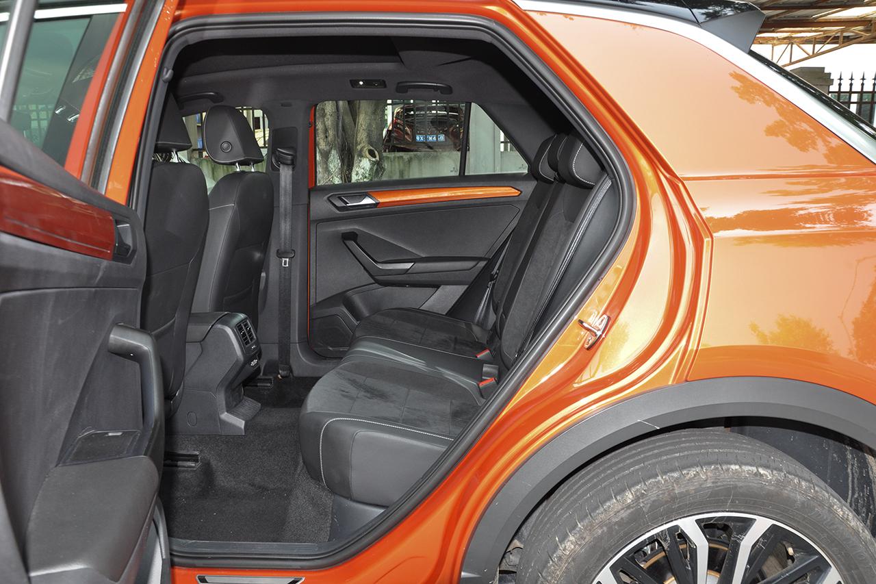 2019款探歌1.4T自动四驱豪华型280TSI国V