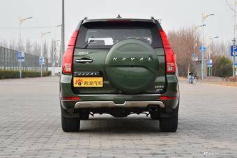 2017款哈弗H9 2.0T自动汽油豪华型7座