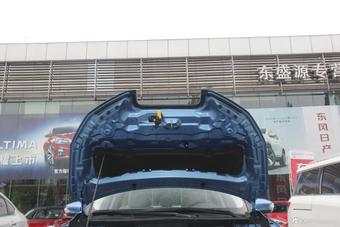 轩逸EV底盘图