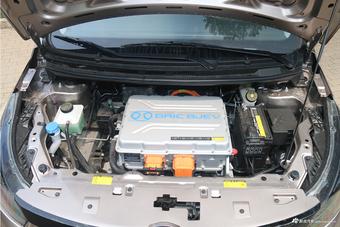 北汽新能源EC5底盘图