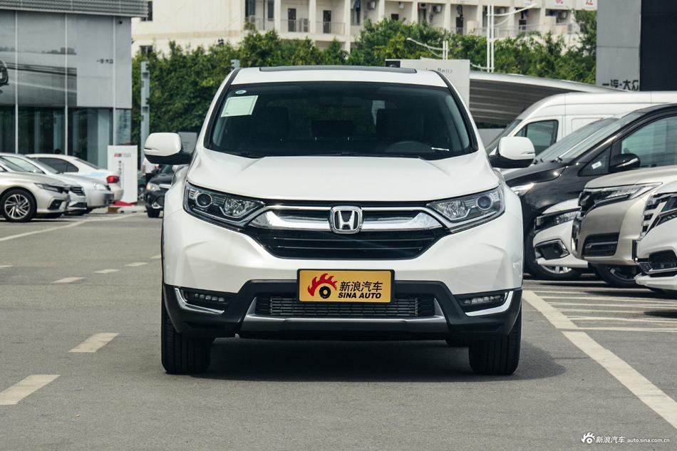 銷量、價格、折扣、口碑…這里有本田CR-V最全行情