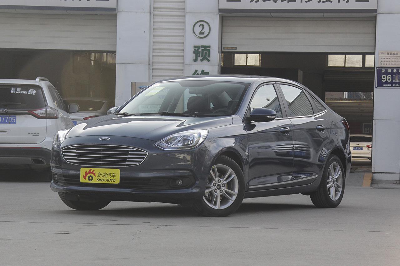 2019款福睿斯1.5L自动悦享型