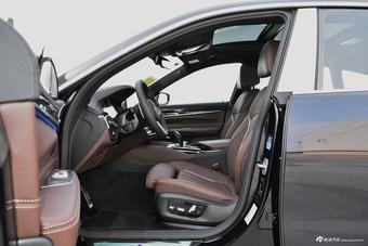 宝马6系GT空间图