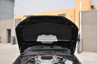 奥迪RS4底盘图