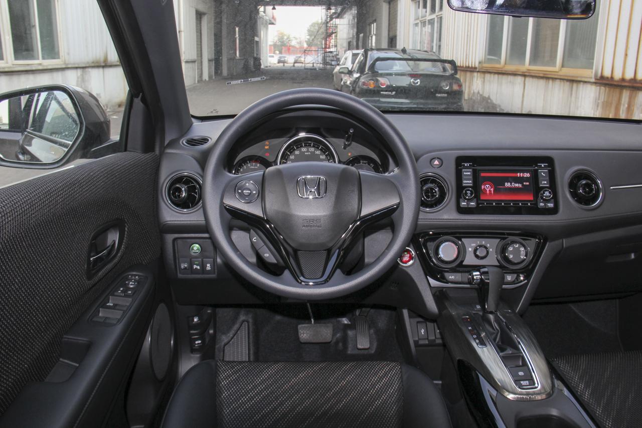 2017款XR-V 1.8L EXi自动舒适版