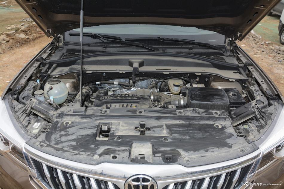 2018款中华V6 1.5T手动精英型