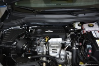 2019款雪佛兰科鲁泽RS 330T自动痛快版