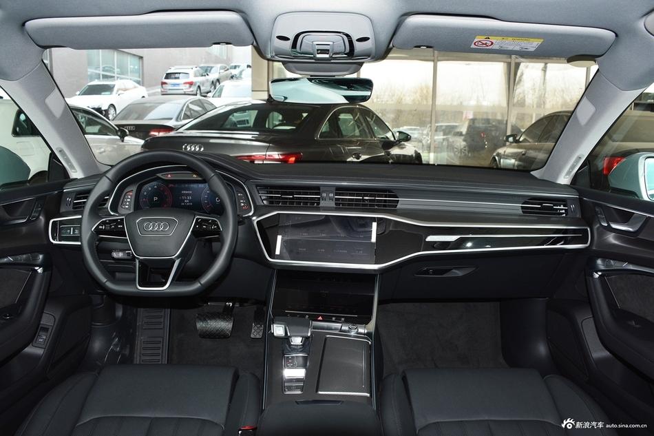 2019款奥迪A7 3.0T 55TFSI quattro竞技型