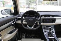 2018款吉利帝豪1.5L 自动豪华型