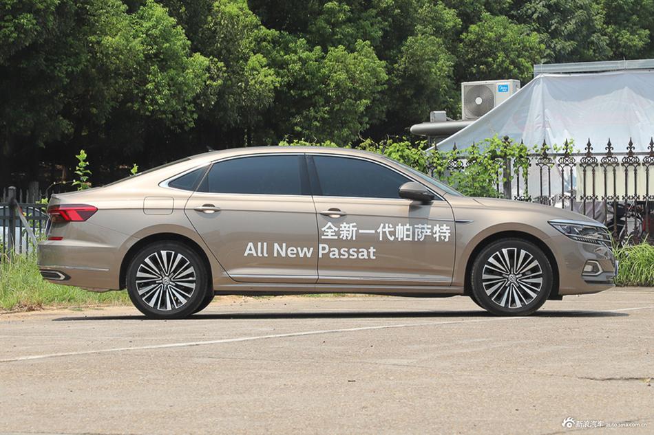 新车15.18万起 大众帕萨特上海地区促销