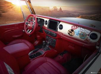 2021款Jeepster Beach Concept