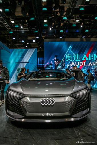 2019上海车展实拍:AI:me