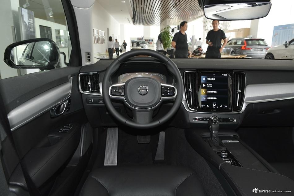 还在纠结买啥车?不如看看沃尔沃S90,全国最高直降14.46万