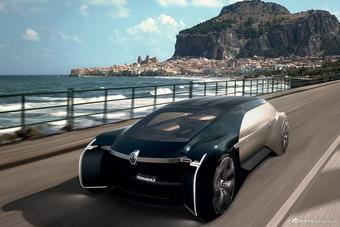 2018款雷诺EZ-ULTIMO 概念车